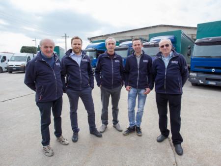L'azienda | Monzani Trasporti