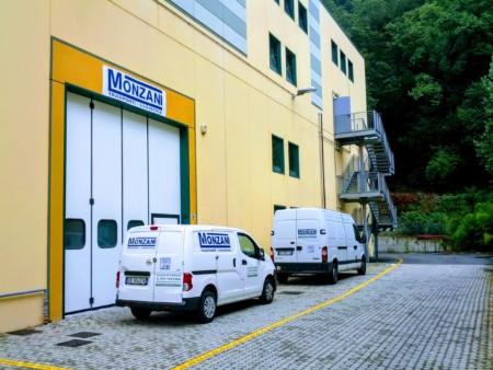 Monzani Trasporti e Logistica - Corriere Borgomanero e Genova